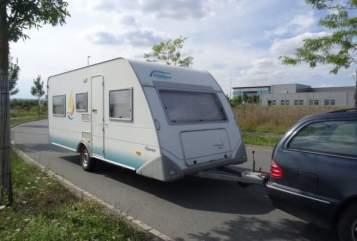 Wohnmobil mieten in Westhausen von privat | Knaus Freddi
