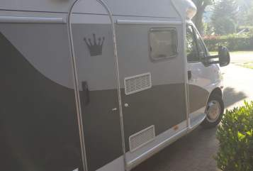 Wohnmobil mieten in Beckdorf von privat | Dethleffs SvO Camper