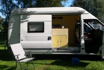 Wohnmobil mieten in Vreeland von privat   Ford Transit Djoeke