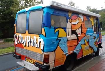 Wohnmobil mieten in Voorschoten von privat   Mercedes Maui