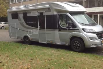 Wohnmobil mieten in Nijmegen von privat | Adria Adria matrix