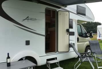 Wohnmobil mieten in Loenen aan de Vecht von privat   Adria sport  Hugo