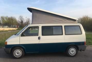 Wohnmobil mieten in Dresden von privat   VW Calli