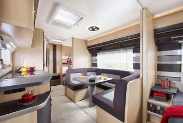 Wohnmobil mieten in Amöneburg von privat | Hobby Hobby-Dick