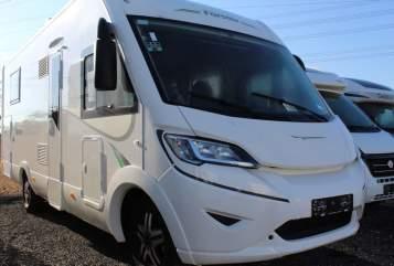 Wohnmobil mieten in Haßloch von privat | Forster Dreamliner