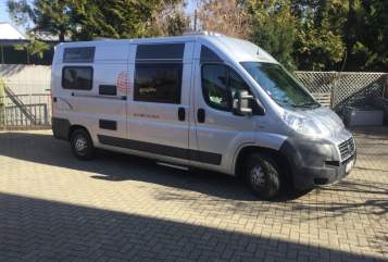 Wohnmobil mieten in Bad Krozingen von privat | Fiat Ducato FRED