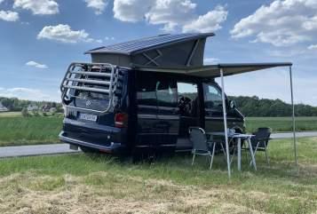 Wohnmobil mieten in Wetter von privat | VW CaliBlue