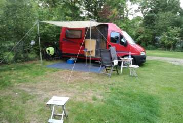 Wohnmobil mieten in Deventer von privat | Citroën Jumper Camper