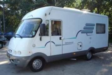 Wohnmobil mieten in Rogat von privat | Hymer Hymer B534