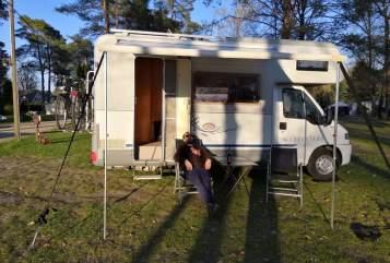 Wohnmobil mieten in Laatzen von privat   Dethleffs Dethleffs Globe
