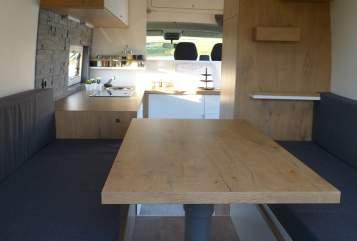 Wohnmobil mieten in Wendlingen am Neckar von privat | Fiat BELLA