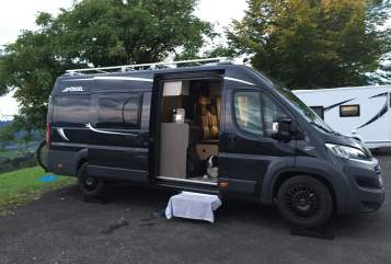 Wohnmobil mieten in Wedemark von privat   Pössl Bootsmann