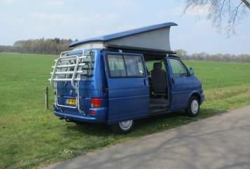Wohnmobil mieten in Veldhoven von privat | Volkswagen t4 Zo nu eerst een