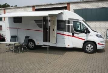 Wohnmobil mieten in Lotte von privat   Sunlight Dreammobil