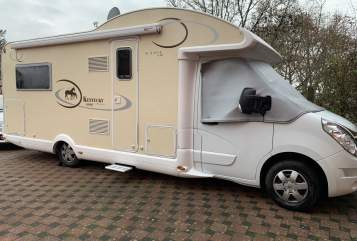 Wohnmobil mieten in Ludwigsburg von privat | Renault Master dCI 2,3 /125 PS Hörby   BW
