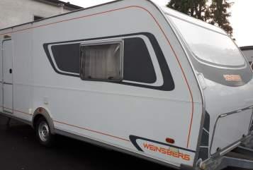 Wohnmobil mieten in Breckerfeld von privat   Knaus/Tabbert/Weinsberg Primavera