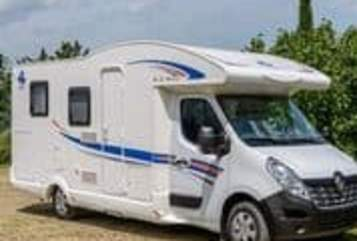 Wohnmobil mieten in Hünxe von privat | Ahorn Camp AllinCamper 690