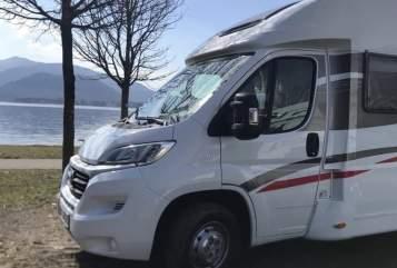 Wohnmobil mieten in Aichtal von privat | Sunlight Hera