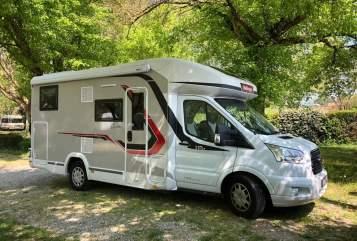 Wohnmobil mieten in Celle von privat   Challenger C 01