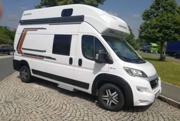 Wohnmobil mieten in Kappelrodeck von privat | Weinsberg Carabus Cityplus Autark