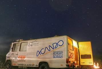 Wohnmobil mieten in Norderstedt von privat | Mercedes  Dicki