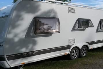 Wohnmobil mieten in Schongau von privat | Dethleffs (T)raum-Camper