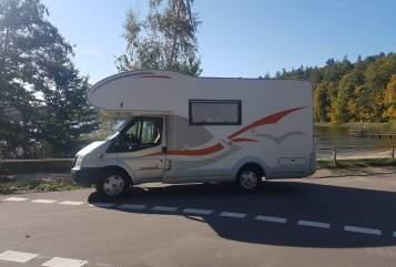 Wohnmobil mieten in Kiel von privat   Eura Mobil Scholly