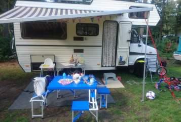 Wohnmobil mieten in 's-Hertogenbosch von privat | Iveco/fiat bikkie