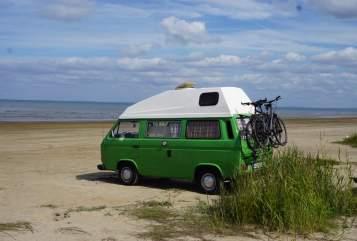 Wohnmobil mieten in Brackel von privat | VW T3 Frosch