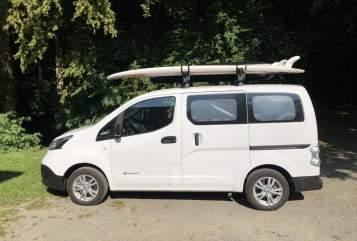Wohnmobil mieten in Klagenfurt am Wörthersee von privat   Nissan E-Chillmobil