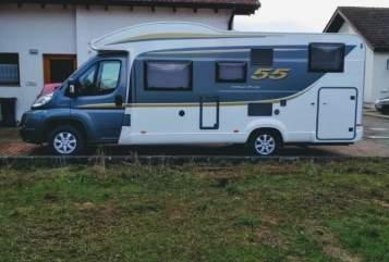 Wohnmobil mieten in Bad Friedrichshall von privat | Bürstner Ixeo Time Bürstner Ixeo