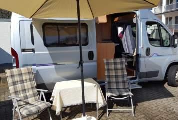 Wohnmobil mieten in Solingen von privat | Pössl Hugo