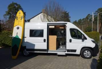 Wohnmobil mieten in Nürnberg von privat | Pössl Camper Clever