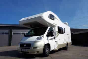 Wohnmobil mieten in Utrecht von privat   Fiat  Camper 1