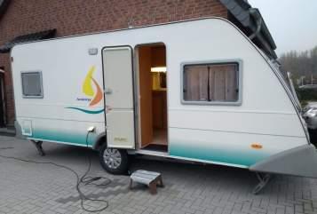 Wohnmobil mieten in Hückelhoven von privat | Knaus WoWa