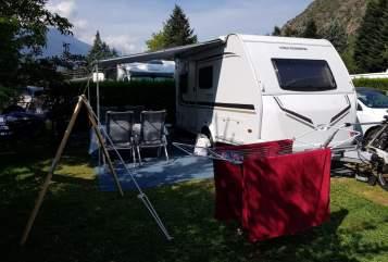 Wohnmobil mieten in Gröbenzell von privat | Weinsberg Weinzi
