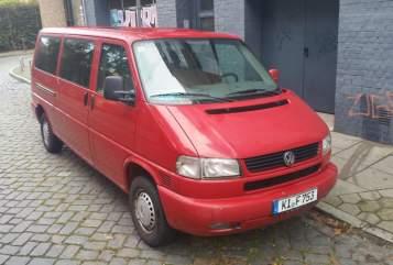 Wohnmobil mieten in Hamburg von privat   VW Caravelle