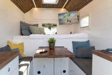 Wohnmobil mieten in Sint-Oedenrode von privat | Renault  Casa on Wheels