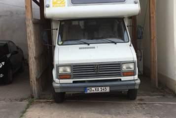 Wohnmobil mieten in Magdeburg von privat | Peugeot Xaver