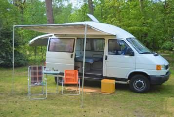 Wohnmobil mieten in Amsterdam von privat | VW Steve