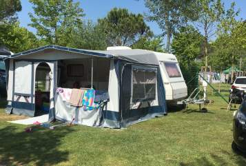 Wohnmobil mieten in Eiselfing von privat   Dethleffs Rosi
