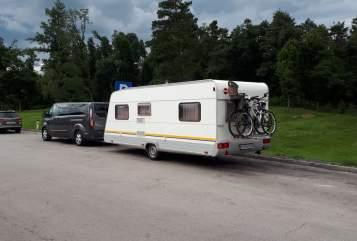 Wohnmobil mieten in Keutschach am See von privat   Bürstner Schetzi