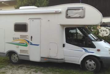 Wohnmobil mieten in Gstadt a. Chiemsee von privat | Chausson Papillon