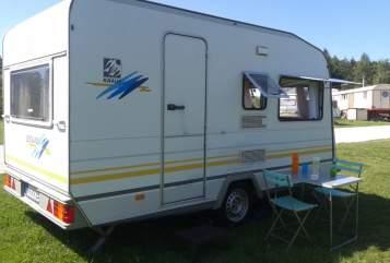 Wohnmobil mieten in Eigeltingen von privat | Knaus Knaus 395TK