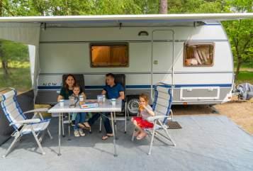 Wohnmobil mieten in Ermelo von privat | Dethleffs Boeve