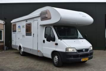 Wohnmobil mieten in Teteringen von privat | Knaus Sun Traveller