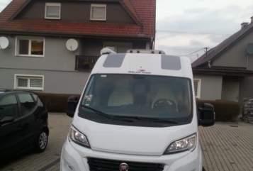 Wohnmobil mieten in Erlensee von privat   Rollerteam White Star