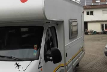 Wohnmobil mieten in Schifferstadt von privat | Fiat 230 Baffy