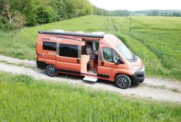Wohnmobil mieten in Bernburg von privat | Pössl Winnetou
