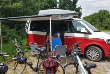 Wohnmobil mieten in Wandlitz von privat | VW T6 Cali2017